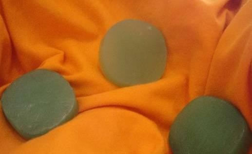 Jabón de Aloe Vera y Rosa Mosqueta casero