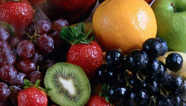 Gel exfoliante de frutas naturales