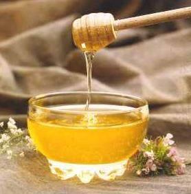 Exfoliante casero de miel y almendras