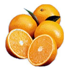 Colonia de naranja