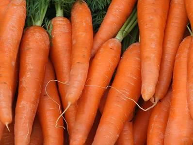 Mascara de aceite de zanahoria