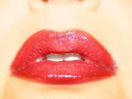 Maquillaje correctivo para labios