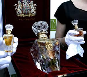 No.I Imperial Majesty, el perfume mas caro del mundo