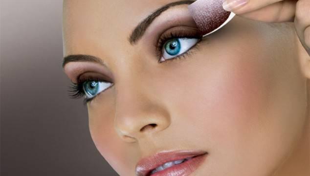 Maquillaje instantaneo para ojos