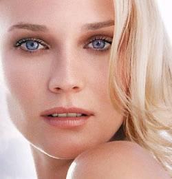 Las cejas con relación al cabello
