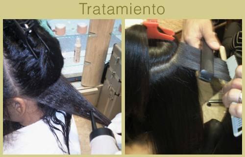 Tratamiento keratina para pelo afro