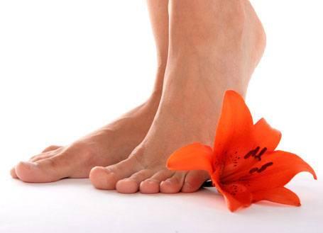 Consejos para evitar el mal olor de los pies