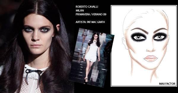 Maquillaje Tendencias 2009