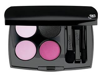 Sombras de Lancome Pink Punk Black Palett