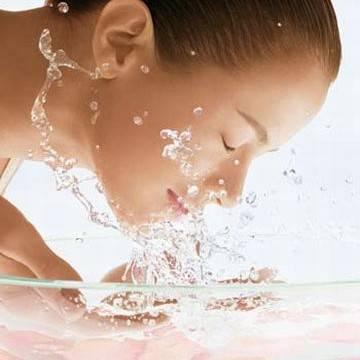 Compresas calientes para el acné
