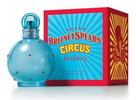 Circus Fantasy, la última fragancia de Britney Spears