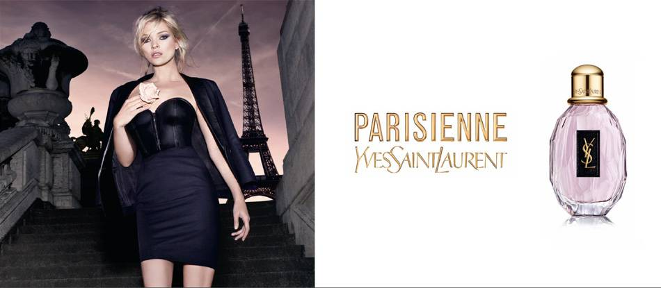 parisienne de yves saint laurent cosmeticos. Black Bedroom Furniture Sets. Home Design Ideas