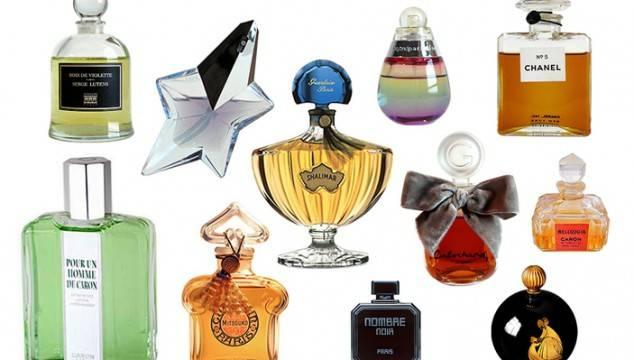 Perfumes: Guía para su recomendación