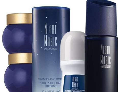 Kit de Night Magic de Avon para el dia de la madre