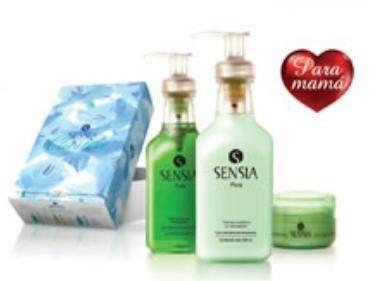 Kit Corporales de Sensia para el Dia de la Madre