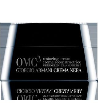 Crema Nera OMC3 de Giorgio Armani
