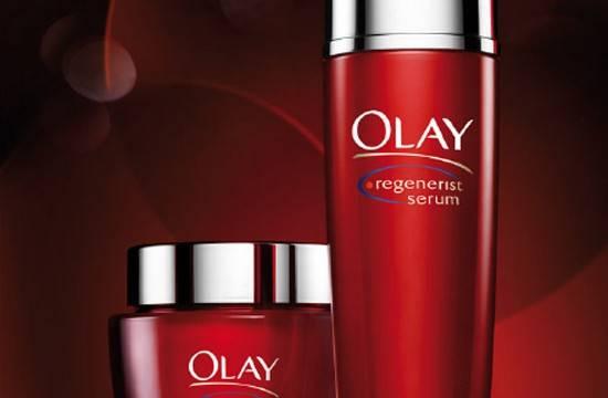 Crema y Serum anti-edad Regenerist de Olay