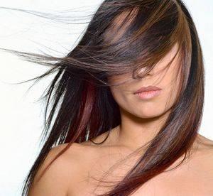 Tratamiento de keratina para alisar el cabello