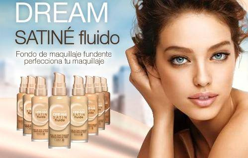Dream Satine Fluido de Maybelline New York