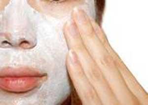 Mascarilla para el acné