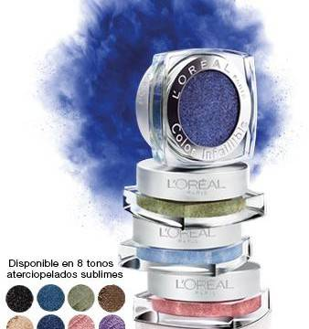 SOMBRA DE OJOS – El Color Infalible by L'Oréal Paris