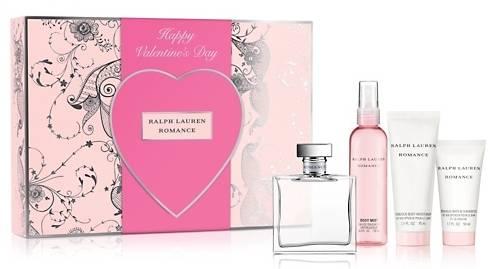 Sets de Raplh Lauren para San Valentin