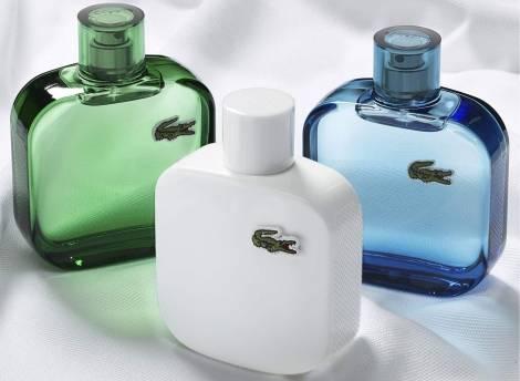 Lacoste lanza su nueva línea de fragancias para hombre