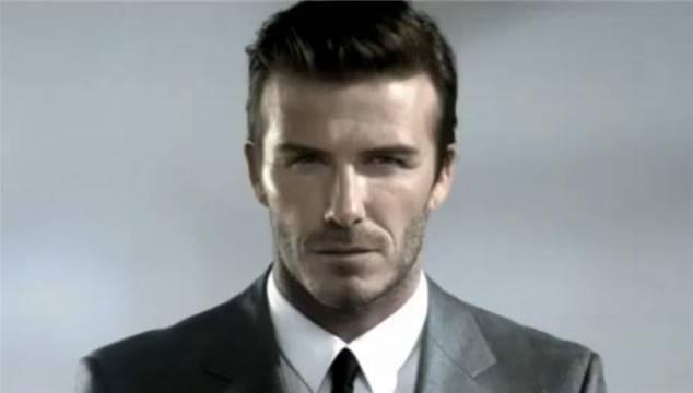 Homme, la nueva fragancia de David Beckham