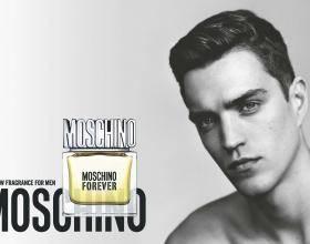 Se presenta el nuevo perfume de Moschino Forever