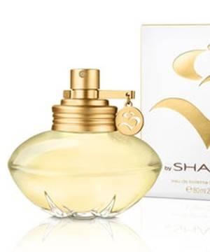 Shakira presenta su nueva fragancia