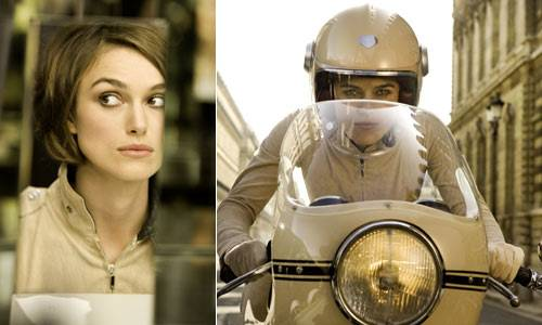 Keira Knightley sigue siendo cara de Chanel
