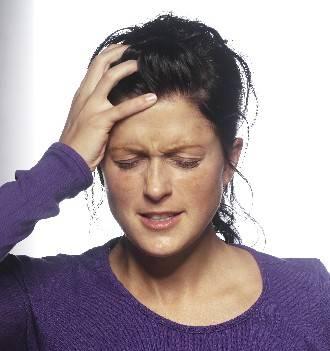 El estrés afecta la piel