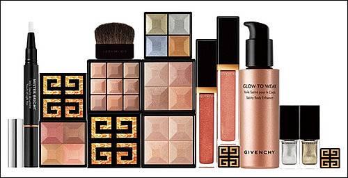 Maquillaje Givenchy verano 2009