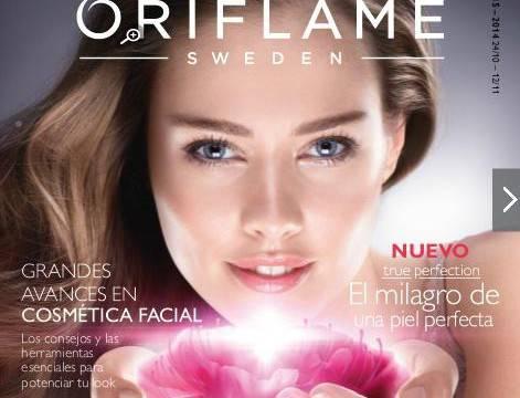 Catalogo de Oriflame